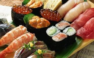 Sashimi - Sushi