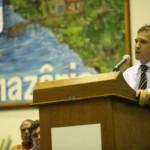 Ministro de Pesca e Aquicultura Altemir Gregolin